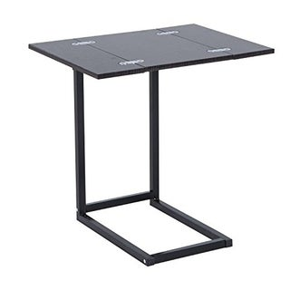 HomCom Expanding Tray Side Table