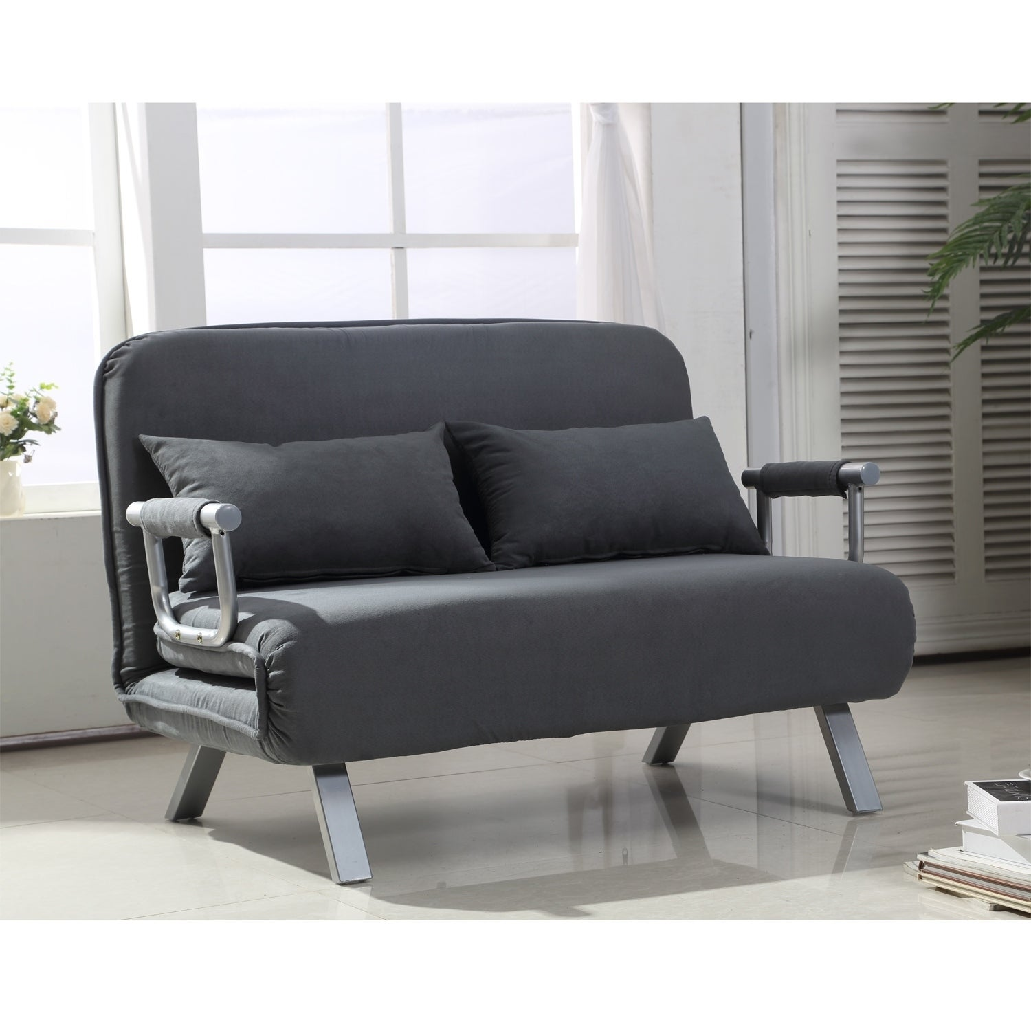 11-Seater Sofa Chair 11 Position Convertible Sleeper Bed