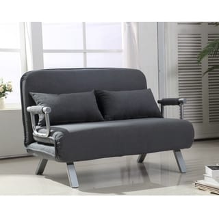 Link to 2-Seater Sofa Chair 5 Position Convertible Sleeper Bed Similar Items in Sofas & Couches