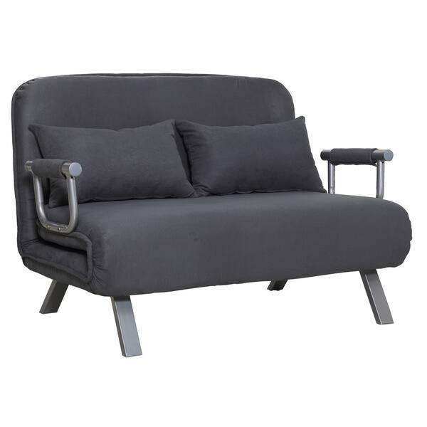 Awe Inspiring Shop Homcom Suede Fabric Lounge Sofa Chair Free Shipping Creativecarmelina Interior Chair Design Creativecarmelinacom