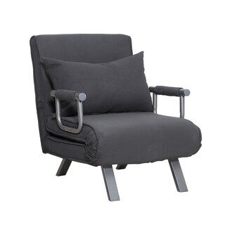 HomCom 5 Position Folding Sleeper Chair  sc 1 st  Overstock.com & Buy Sleepers Online at Overstock.com | Our Best Living Room ...
