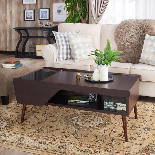 Shop Furniture Of America Telens Mid-Century Modern