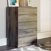 Porch & Den Kern McKelligon 5-drawer Truffle Chest