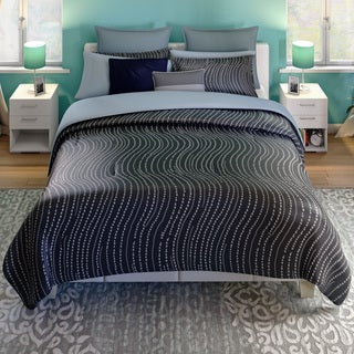 Porch & Den Harman California King-size Padded Upholstery Platform Bed
