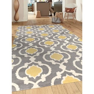Porch & Den Marigny Touro Trellis Grey/ Yellow Area Rug (9' x 12')|https://ak1.ostkcdn.com/images/products/17969669/P20861699.jpg?impolicy=medium