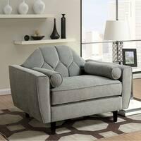 Ester Contemporary Chair, Gray