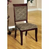 St. Nicholas I Traditional Side Chair, Set of 2