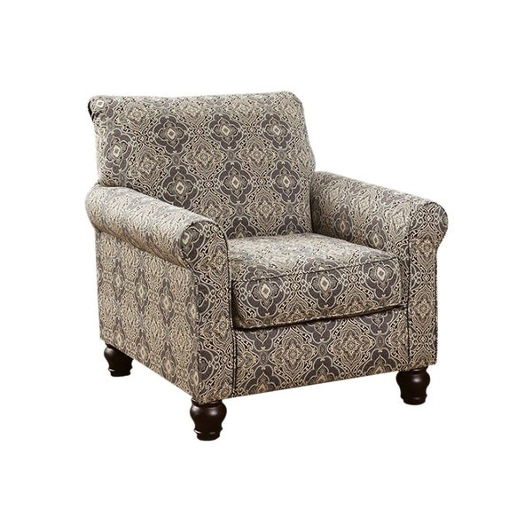 Clea Transitional Accent Chair