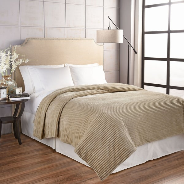 Beautyrest Giverny Anti-Microbial Technology Blanket