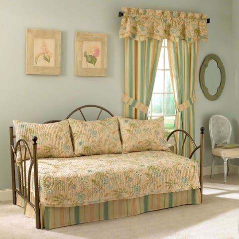 Waverly Cape Coral 5 Piece Daybed Set