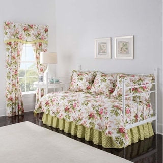 Waverly Emma's Garden 5-Piece Daybed Set