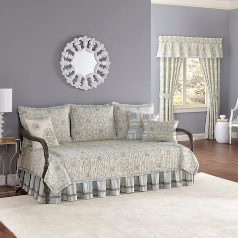 Waverly Astrid Reversible Daybed Quilt Collection