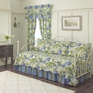 Waverly Floral Flourish 5-Piece Daybed Set