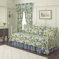Waverly Floral Flourish 5-Piece Daybed Set
