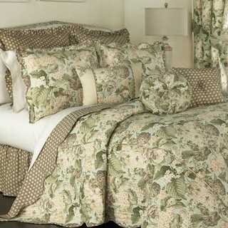 Waverly Garden Glory 3 Piece Bedspread Collection