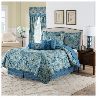 Waverly Moonlit Shadows Reversible Quilt Collection