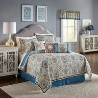 Waverly Castleford Reversible Quilt Collection