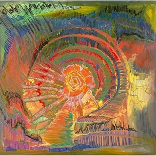 Genesis by Garsot, Canvas Giclee Wall Art