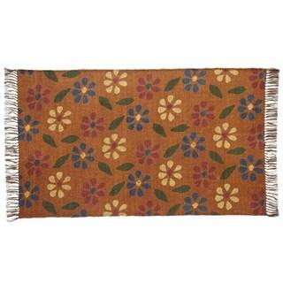 Somerville Printed Kilim Rug