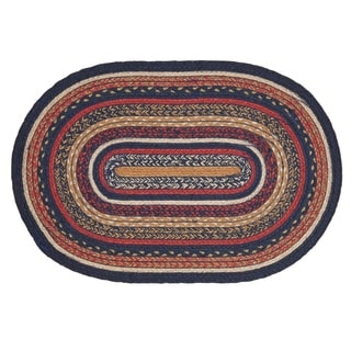 Stratton Oval Jute Rug