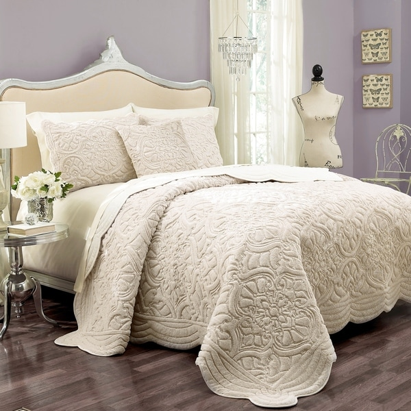 Vue Signature Plush Decor Charlotte Coverlet. Opens flyout.