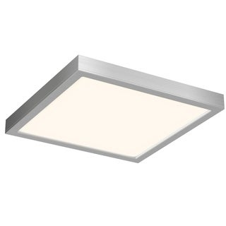 DALS Lighting Indoor/Outdoor 14 Inch Square LED Flush Mount
