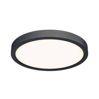 DALS Lighting Indoor/Outdoor 14 Inch Round LED Flush Mount