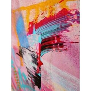 """Splash"" by Hillary Werth, Canvas Giclee Wall Art"