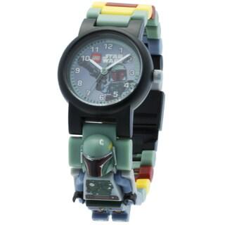 LEGO Star Wars Boba Fett Minifigure Link Watch