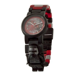 LEGO Star Wars Kylo Ren Minifigure Link Watch