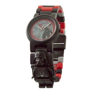 LEGO Star Wars Darth Vader Minifigure Link Watch