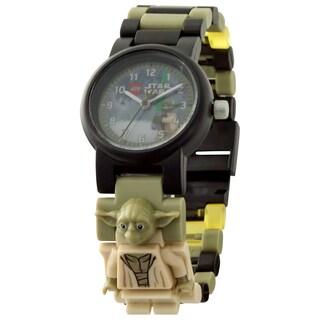 LEGO Star Wars Yoda Minifigure Link Watch