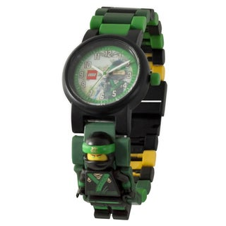 LEGO Ninjago Movie Lloyd Minifigure Link Watch