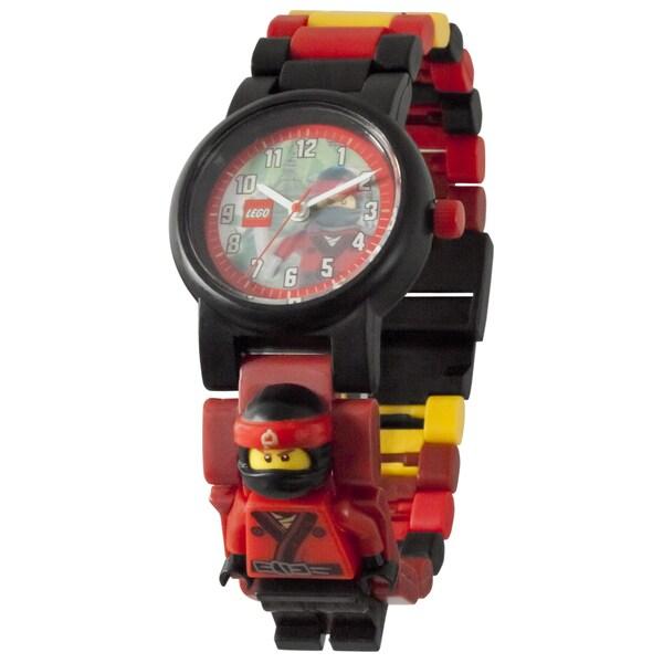0685f747726 Shop LEGO Ninjago Movie Kai Minifigure Link Watch - Free Shipping On ...