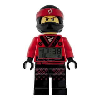 LEGO Ninjago Movie Kai Minifigure 9.5- in Clock|https://ak1.ostkcdn.com/images/products/17974389/P24149540.jpg?impolicy=medium