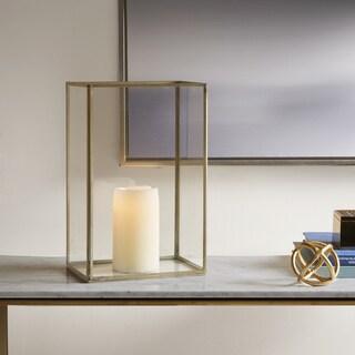 Madison Park Cronus Gold Candle Holder- Medium