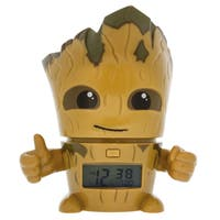 BulbBotz Guardians of the Galaxy Groot 5.5 in Clock