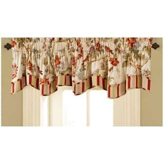 Waverly Charleston Chirp Valance|https://ak1.ostkcdn.com/images/products/17974412/P24149551.jpg?impolicy=medium