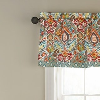 Waverly Boho Passage Window Valance
