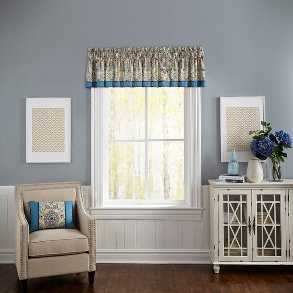 Waverly Castleford Window Valance
