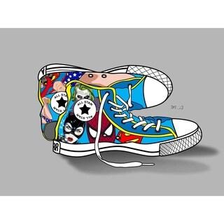 """Canvas All Star I"" by Mark Ashkenazi, Canvas Giclee Wall Art"