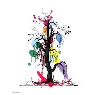 """""""Tree"""" by Mark Ashkenazi, Canvas Giclee Wall Art"""