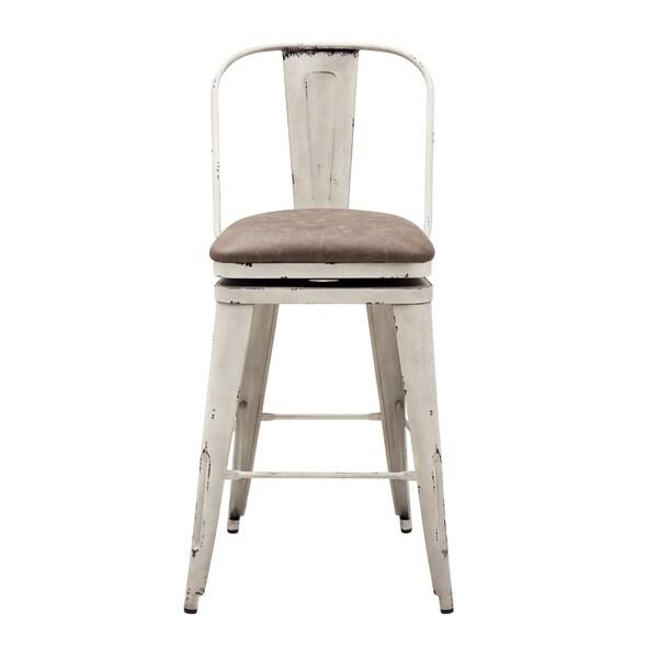 Cool Furniture Swiveling Vintage Industrial Bar Stool Adjustable Dailytribune Chair Design For Home Dailytribuneorg