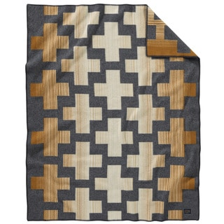 Pendleton Compass Point Wool Throw