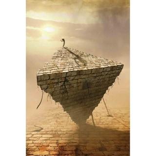 """Balance"" by Vimark, Canvas Giclee Wall Art"