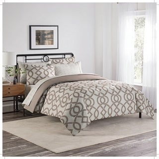 Simmons Anise 7 Piece Bedding and Sheet Set (2 options available)
