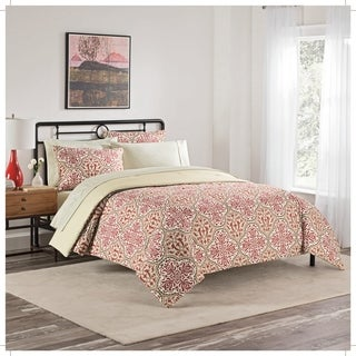 Simmons Bianca 7 Piece Bedding and Sheet Set
