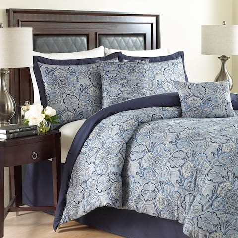Traditions by Waverly Paddock Shawl 6 Piece Comforter Collection