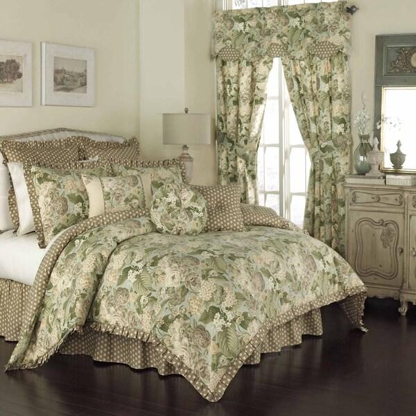 Waverly Garden Glory 4 Piece Comforter Collection - Mist