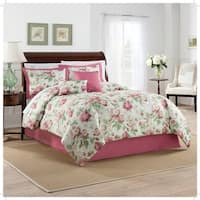 Traditions by Waverly Forever Yours 6 Piece Comforter Set